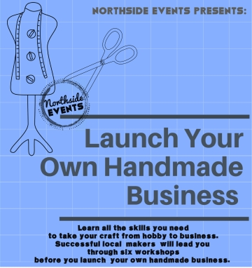 Launch Own Handmade Business Logo2
