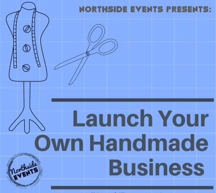 Launch Own Handmade Business Logo